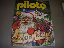 PILOTE 738 27.12.73 SPECIAL NOEL KEEP ON ROCKIN MAGIC CIRCUS CONCOMBRE MASQUE