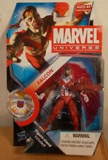 "Marvel Universe 3.75"" Series 3 #013 Falcon Hasbro MOC"