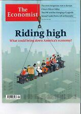 The Economist Magazin, Heft 28/2019: Riding high+++wie neu +++