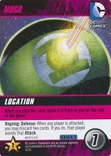 MOGO DC Comics Deck Building Game card CRISIS 2 GREEN LANTERN