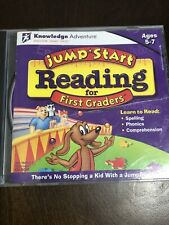 JumpStart Reading for First Graders Pc Win 98 Win 95 Win 3.1/3.11 MacIntosh