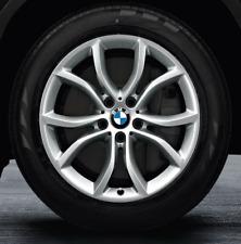 4 Orig BMW Winterräder Styling 594 255/50 R19 107V X6 F16 72dB NEU 19B304