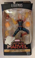 "Marvel Legends Captain Marvel Binary Form Walmart Exclusive 6"" Figure by Hasbro"