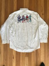 Vintage Tony Guetta Batman Too Cute Embroidered Shirt