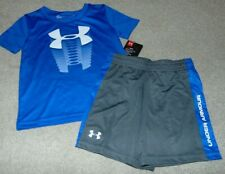 ~NWT Boys UNDER ARMOUR Outfit! Size 24 Months Super Cute FS:)~