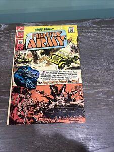 Charlton Comics Fightin Army #112 Year 1973
