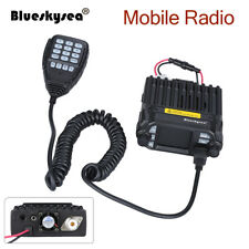 KT-8900D Dual Band 25W VHF UHF LCD Color Screen Car Mobile Radio Transceiver