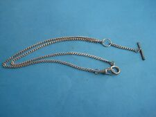 in Silver (32) Antique pocket watch chain