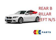 BMW NEW GENUINE F10 F11 10-16 REAR EXTERIOR GLOSS N/S LEFT DOOR B-PILLAR PANEL