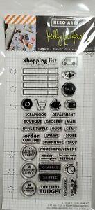 Kelly Purkey- Planner: Shopping List