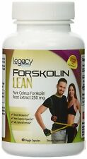 LegacyNutra PURE FORSKOLIN EXTRACT SUPPLEMENT FOR WEIGHT LOSS 5-1 Fat Burner