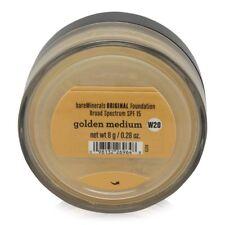 BAREMINERALS Bare Minerals Original foundation powder 8g - GOLDEN MEDIUM W20
