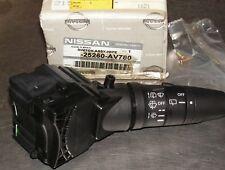 Nissan Micra K11 Almera Tino V10 Steering Column Wiper Switch 25260-AV780