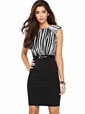 Lipsy Scoop Neck Wiggle, Pencil Party Dresses