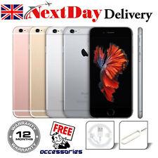 Apple iPhone 6s 16 GB 32 GB 64 GB 128 GB Network Unlocked Sim Free Smartphone UK