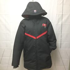 b5606f2e5 Nike Mens NFL Onfield Storm-Fit Jacket - Tampa Bay Buccaneers - Size Large -