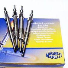 4 x Glühkerze Magneti Marelli OPEL Vectra C 1.9 CDTI Zafira B (A05) 1.9 CDTI