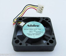 5pcs Nidec D04X-12TH 12V 0.06A 42x42x10.5mm 42mm DC Cooling Fan 3pin Wire UK