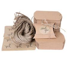 10x Kraftpapiertüten Geschenktüten Bodenbeutel Kraftpapierbeutel 23 x 38cm