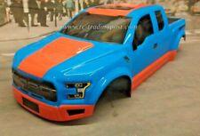 Custom Painted Body Ford F-150 Raptor For 1/10-1/8 RC Monster Trucks T-Maxx/Revo