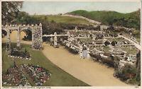 PC26061 Priory Terrace and Rose Gardens. Heysham Head. 1937