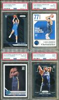 Absolute Mystery Pack Patch Auto Zion Williamson Luka Doncic Prizm Rookie PSA 10