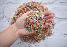 Rainbow Biodegradable Tissue Paper Wedding Confetti 1 Litre