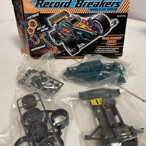 Record Breakers World of Speed Road Burner Series Sureshot 1989 Hasbro