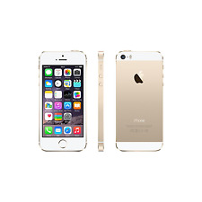 IPHONE 5S 16GB GOLD - RICONDIZIONATO APPLE COMPLETO DI ACCESSORI - 6 MESI GARANZ