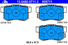 Bremsbelagsatz Scheibenbremse - ATE 13.0460-5711.2