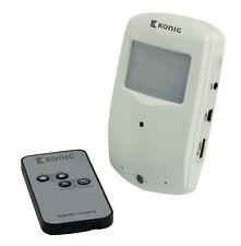 Versteckte Kamera mit Aufnahmefunktion - Spy-Cam - DVR mit Bewegungserkennung