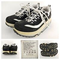 Skechers Shape Up Walking Training Athletic Shoes Womens Size 7 Black 11809