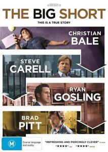 The Big Short (DVD, 2016) Australian stock