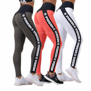 Nebbia Power Your Hero Iconic Leggings 531 Fitness Bodybuilding Gym Wear Tights