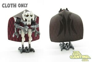 For LEGO Star Wars Cloth Custom Royal Cape General Grievous Lot of 1 Clone Wars