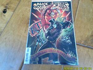 Alice Cooper vs. Chaos #6 (2015 Series) Chaos Comics 'Cover A' NM