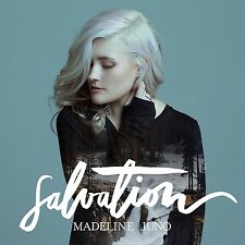 MADELINE JUNO - SALVATION  CD NEU