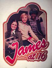 70s James At 16 Lance Kerwin Kristy McNichol Teen Tiger Beat VTG T-shirt iron-on