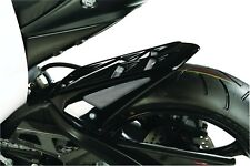Suzuki GSXR750 06-10 Rear Hugger Gloss Black Silver Mesh - Powerbronze