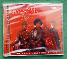 3CD Boney M. the maxi-singles collection (extended version) vol.1-3 ESonCD