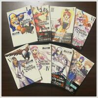 Chrono Crusade renewal VOL.1-8 Complete set Comics Manga