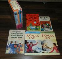 Enid Blyton Mixed Book Bundle Job Lot Paperback and Hardback Famous Five X10