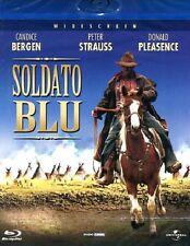 SOLDATO BLU   BLU-RAY     WESTERN