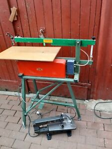 Fretsaw with stand