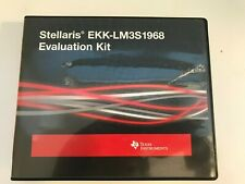 Texas Instruments Stellaris Ekk Lm3s1968 Evaluation Kit