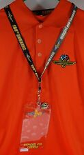 2016 Indy 500 100TH Running I Was THERE Pin Trader Lanyard & Ticket Holder