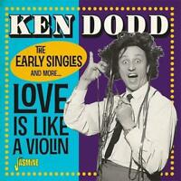 Ken Dodd - Love Is Like A Violin: The Early Singles and More [CD]