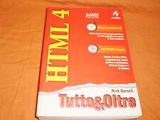 html 4 tutto & oltre apogeo 1998