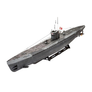 Revell 05166 1/72 German Submarine Type IX C U67/U154 Early Conning Tower Plasti