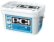 PCI CL 51 Dichtfolie 1K 8 kg weiß Wasserdichte flexible Abdichtung in Bad & WC